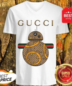 Good BB-8 Mashup Gucci Star Wars V-Neck