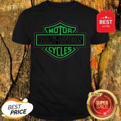 Nice Motor Harley Davidson Cycles St. Patrick's Day Shirt