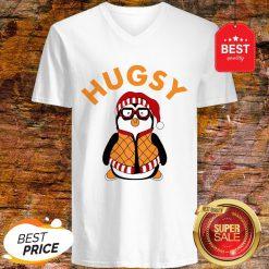 Nice Penguin Hugsy Joey's Friends V-Neck