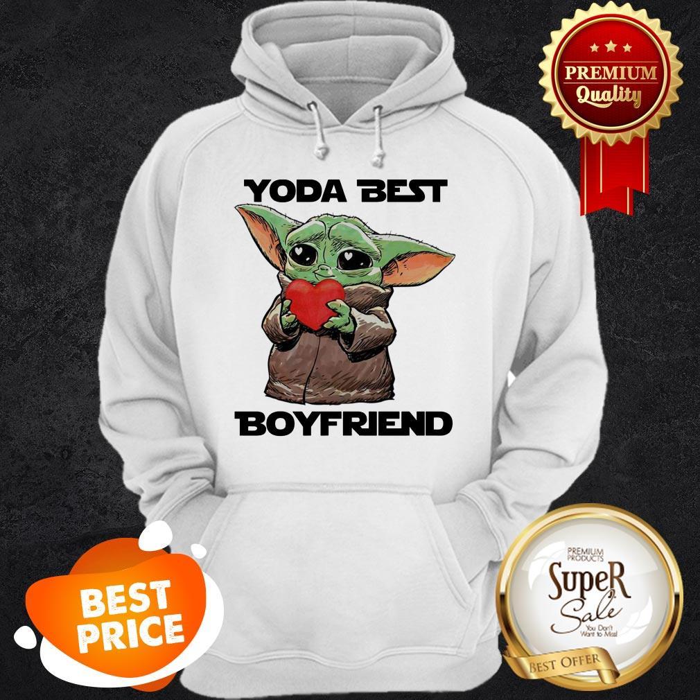 Official Baby Yoda Best Boyfriend Hoodie