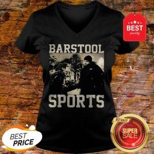 Official Barstool Sports Mens V-Neck