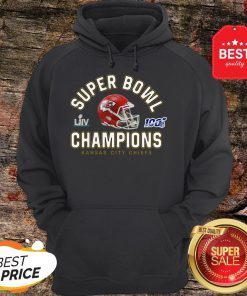 Official Kansas City Chiefs Super Bowl Champions 2020 Hoodie