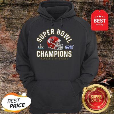 Official Kansas City Chiefs Super Bowl Champions 2020 Hoodie