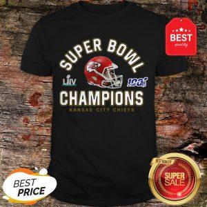 Official Kansas City Chiefs Super Bowl Champions 2020 Shirt
