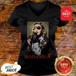 Official Madonna 2019 Madame X Concert Tour V-Neck