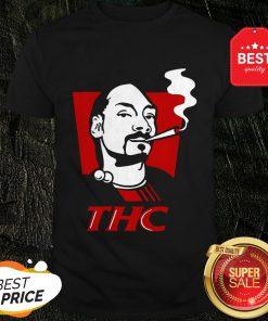 Pretty Snoop Dog Smokes THC Shirt