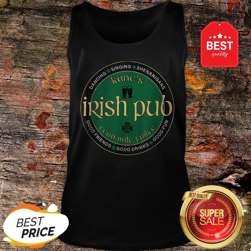 Kane's Irish Pub St. Patrick's Day Party T-Tank Top