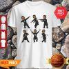 Nice Dancing Abraham Lincoln 4th Of July Shirt