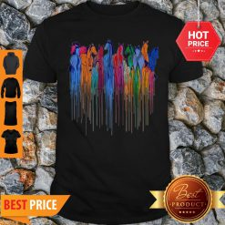 Nice Horse Watercolor Shirt