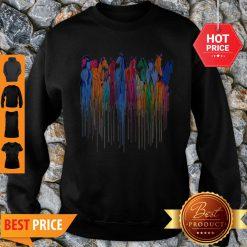 Nice Horse Watercolor Sweatshirt