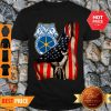 Pretty International Brotherhood Of Teamsters American Flag Shirt