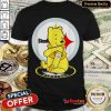 Pretty Pooh Tattoos Pittsburgh Steelers Logo Shirt - Design By Refinetee.com