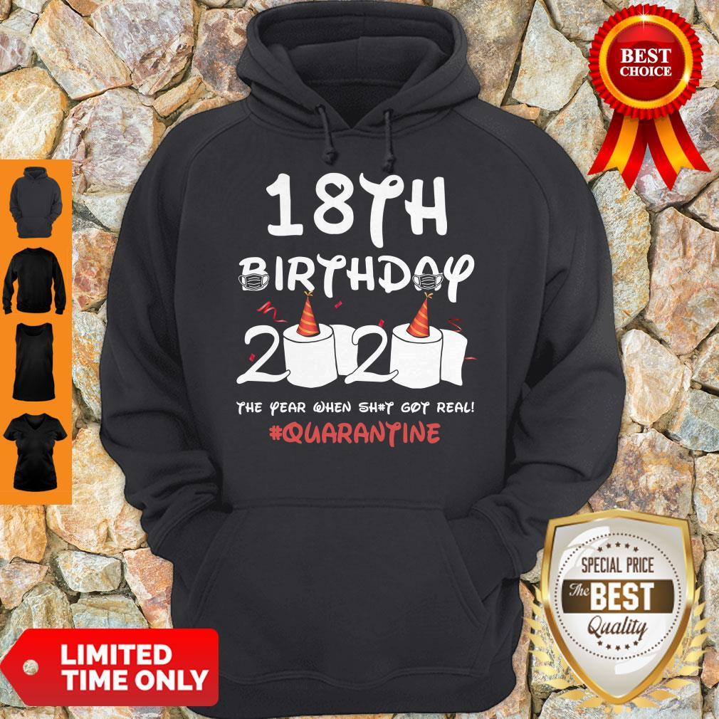 IT TOOK ME 18 YEARS TO LOOK THIS GOOD HOODY HOODIE FUNNY QUALITY 18TH BIRTHDAY
