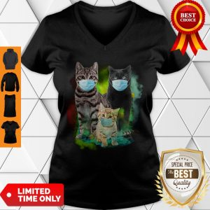 Good Cat Wear Face Mask 2020 T-V-Neck