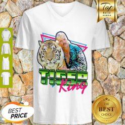 Good Joe Exotic Tiger King V-Neck