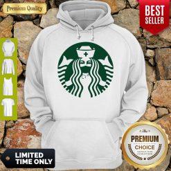 Good Starbuck Coffee Nurse Hoodie