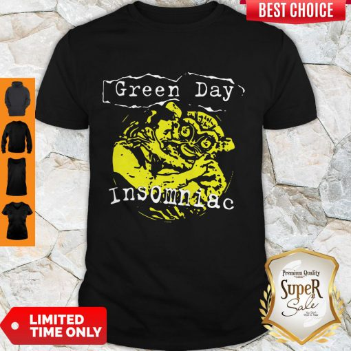 Pretty Green Day Insimniac Shirt