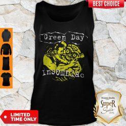 Pretty Green Day Insimniac Tank Top