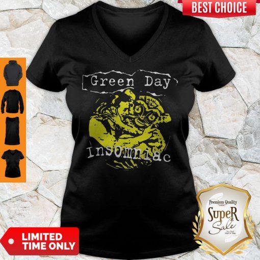 Pretty Green Day Insimniac V-Neck
