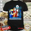 Top Jack And Sally Quarantined Shirt