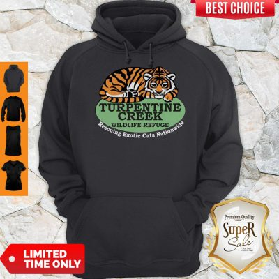 Top Rescuing Exotic Cats Nationwide Hoodie- Design By Refinetee.com