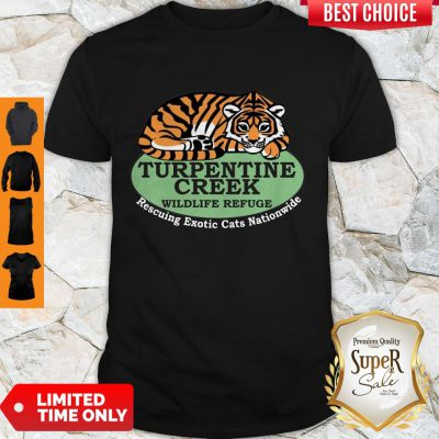 Top Rescuing Exotic Cats Nationwide Shirt - Design By Refinetee.com