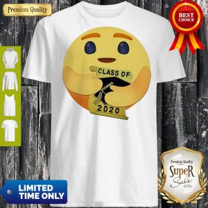 Funny Icon Care Hug Graduation Class Of 2020 Shirt