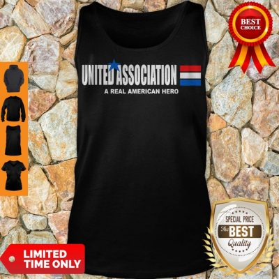 Funny United Association A Real American Hero Tank Top
