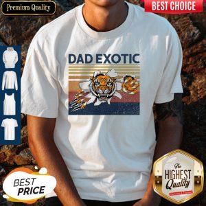 Good Dad Exotic Vintage Shirt