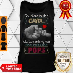 Good So There's This Girl Who Kinda Stole My Heart Classic Tank Top
