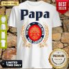 Nice Papa The Man The Myth The Legend Miller Lite Shirt