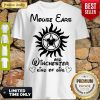 Pretty Mouse Cars And Winchester Kind Of Girl Supernatural Shirt