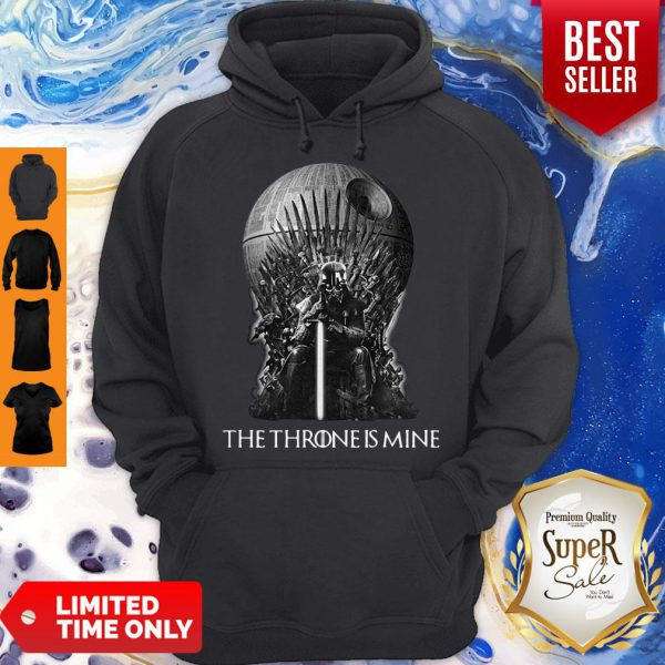 Pretty The Thrones Is Mine Hoodie