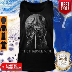 Pretty The Thrones Is Mine Tank Top