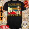 Top Bear Jack Russell Terrier Dad Ever Vintage Shirt