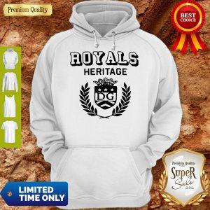 Top Royals Heriage Hoodie