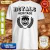 Top Royals Heriage Shirt
