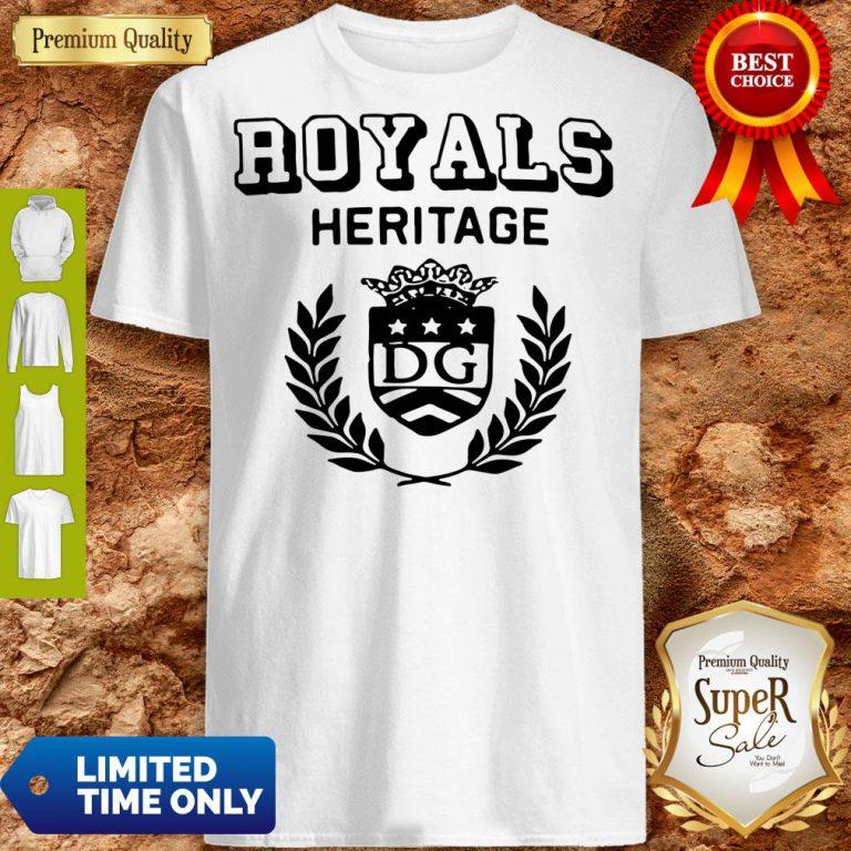 Top Royals Heriage Shirt