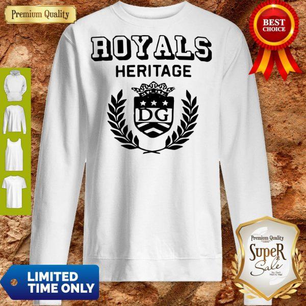 Top Royals Heriage Sweatshirt