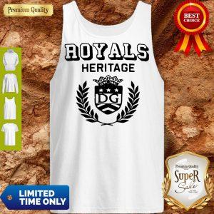 Top Royals Heriage Tank Top