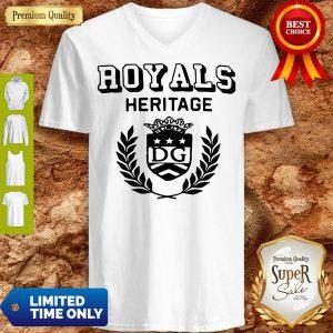 Top Royals Heriage V-Neck