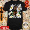Top Welsh Terrier Daisy Flower Classic T-Shirt