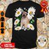 Top Wheaten Terriers Daisy Flower Classic T-Shirt