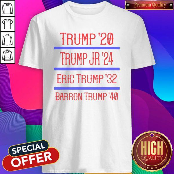 Beautiful '20 '24 '32 '40 Shirt