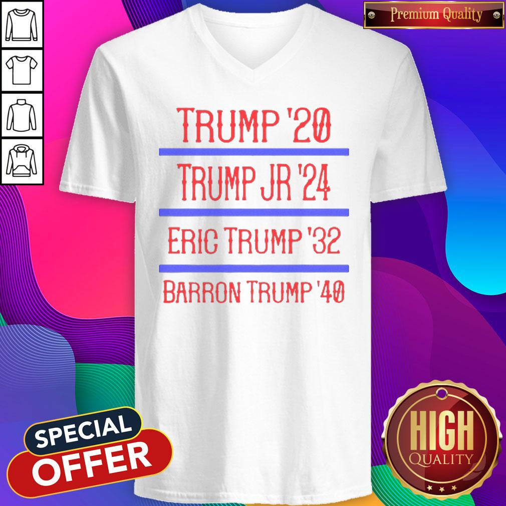 Beautiful '20 '24 '32 '40 V-neck
