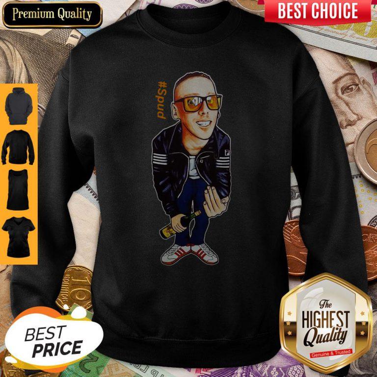 Beautiful Ewan McGregor #Spud Sweatshirt