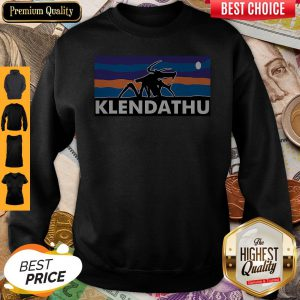 Beautiful Klendathu Sweatshirt
