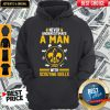 Nice Never Underestimate A Man With Scouting Skills Hoodie