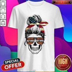Premium Harley Davidson Skull Shirt