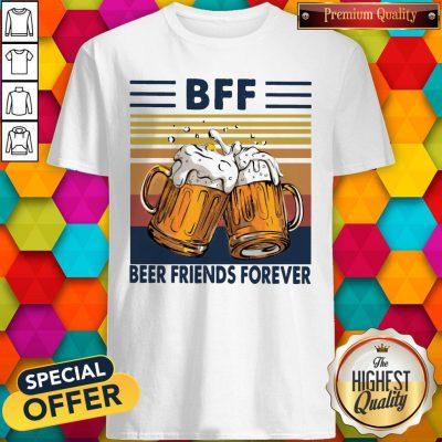 Pro BFF Beer Friends Forever Vintage Shirt